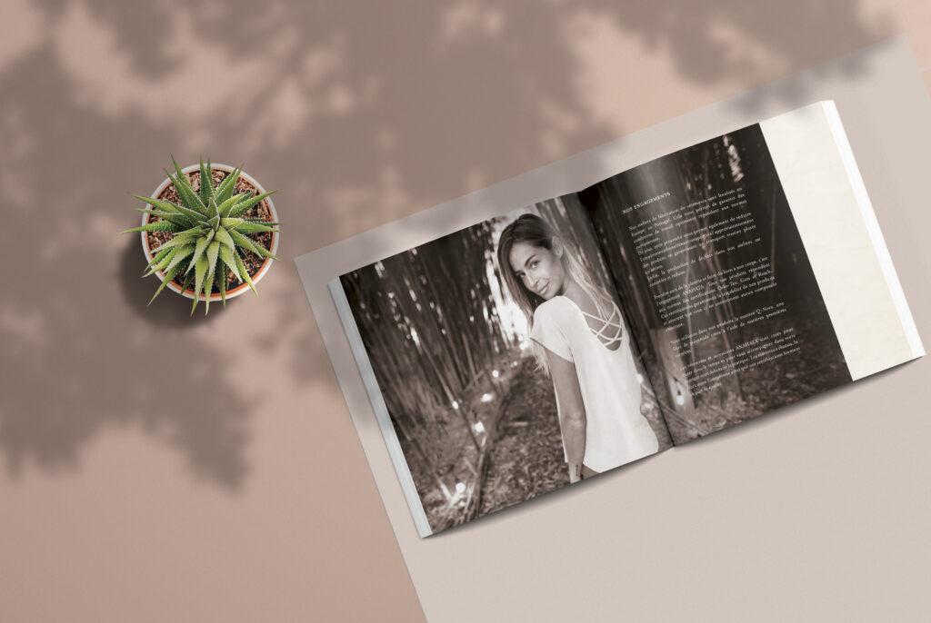 Design editorial - Magali Boyer - Lookbook