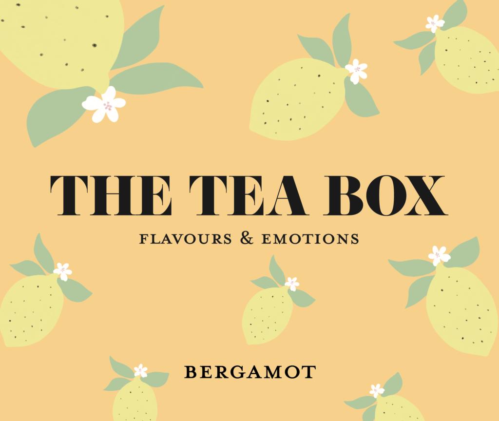 tea box Magali Boyer Branding